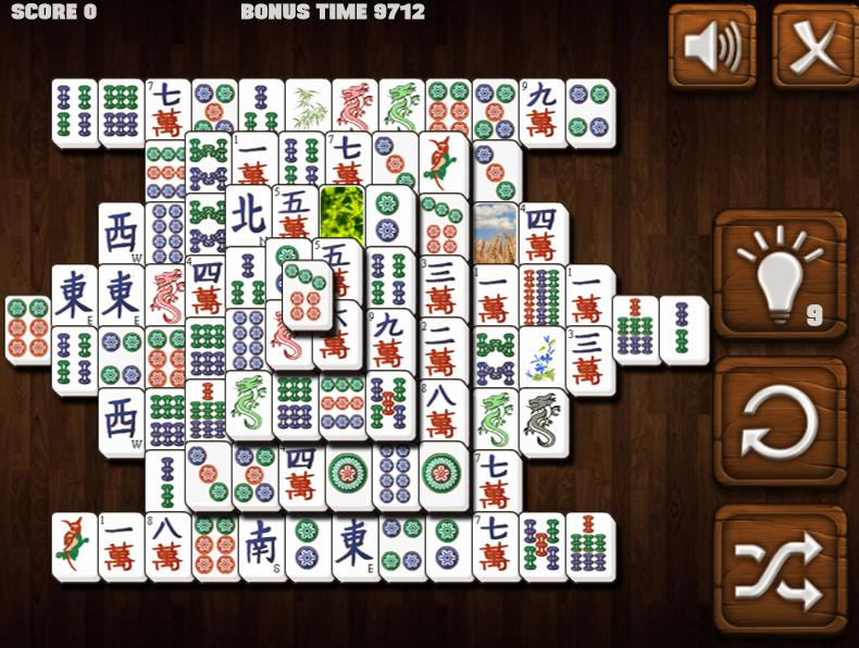 Image Mahjong Deluxe