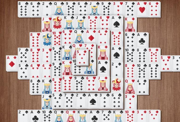 Image Mahjong Cards