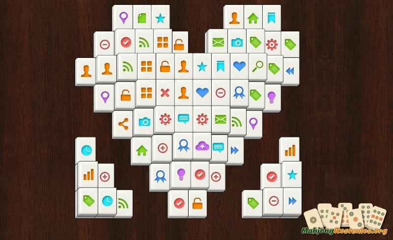 Image Mahjong Online