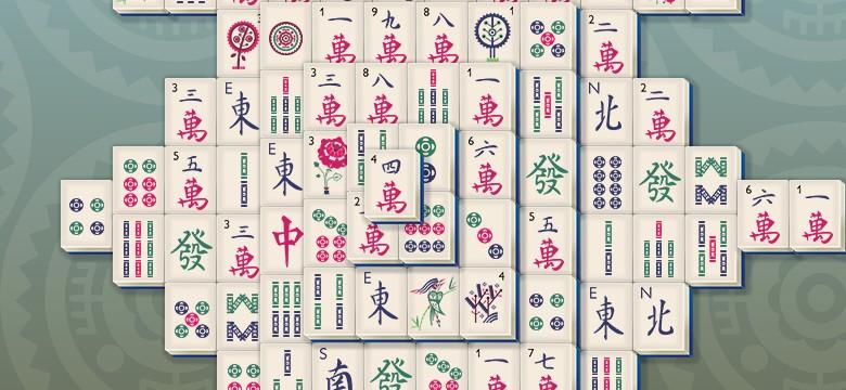 Image Mahjong Zeitspiel