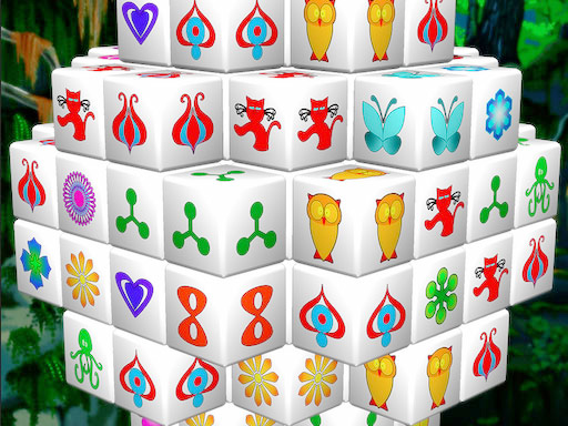 Image Mahjong Connect 3D
