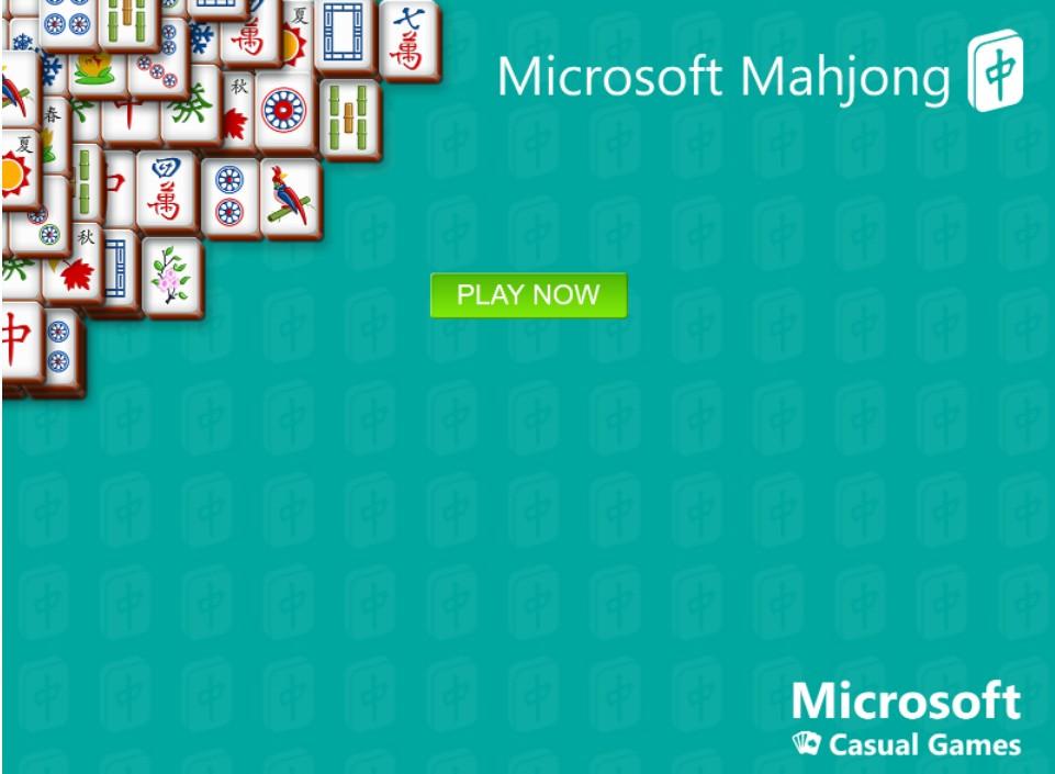 Image Microsoft Mahjong