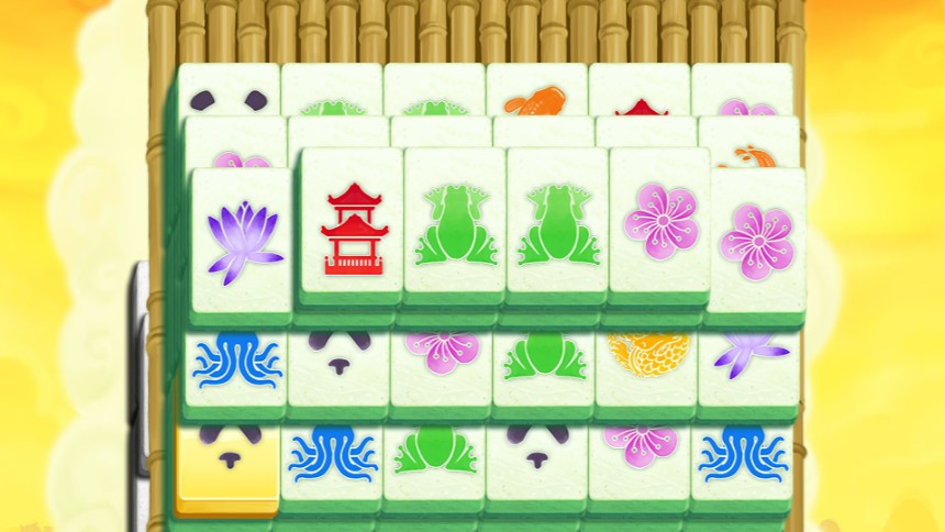 Image Power Mahjong Tower